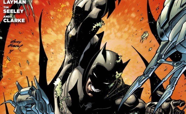 Batman: Eternal #5 Review