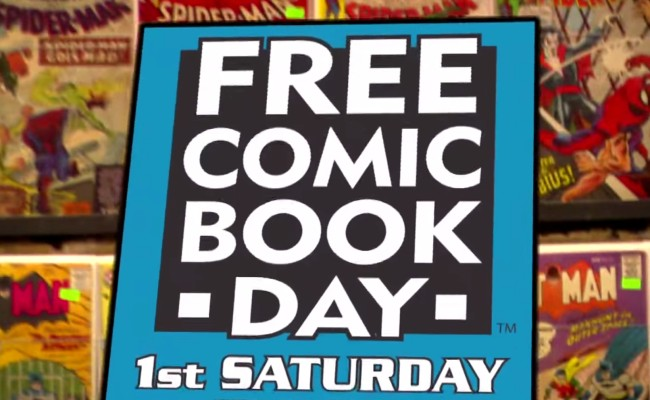 YOU SHOULD CARE About FREE COMIC BOOK DAY!