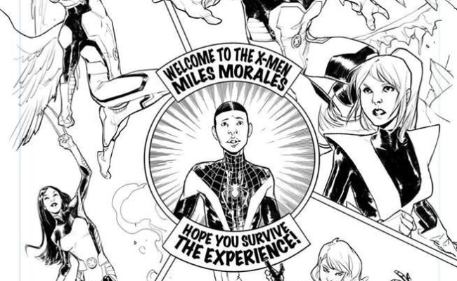 Is Miles Morales Joining The All-New X-Men?