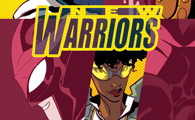 New Warriors #4 Review