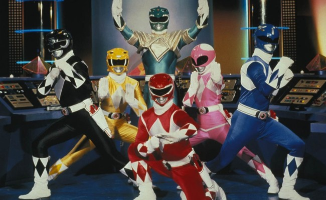 POWER RANGERS Reboot Brings Teenagers With Attitude Back To The Big Screen