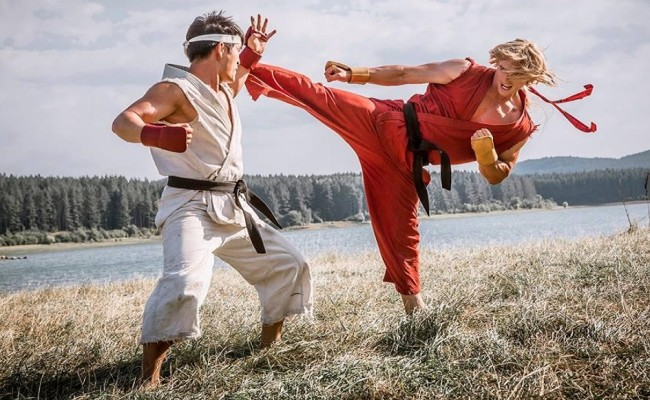 HADOUKEN! The First Trailer for STREET FIGHTER: ASSASSIN'S FIST!