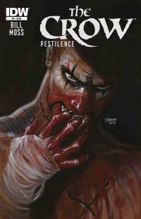 The Crow Pestilence #3
