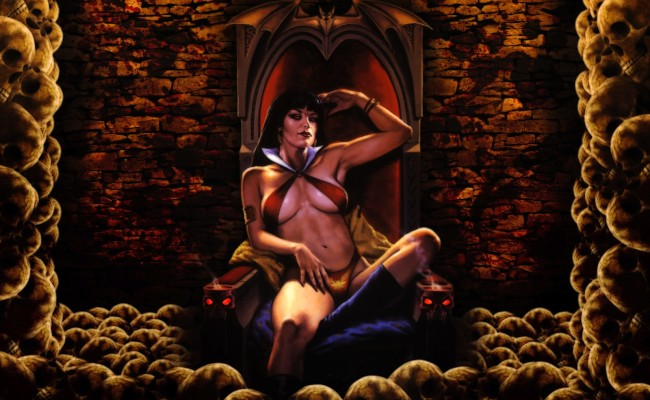 I Can't Wait for VAMPIRELLA to Return!