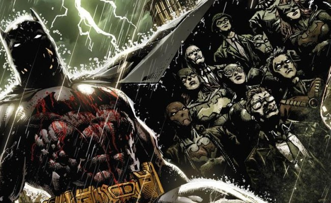BATMAN ETERNAL: What You've Been Missing…