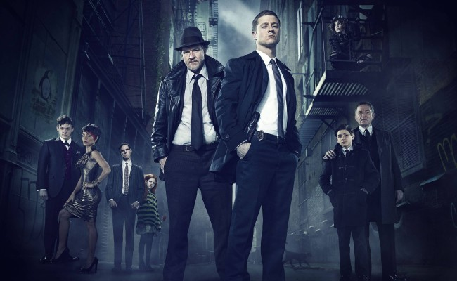 New GOTHAM Images Highlight The Major Players