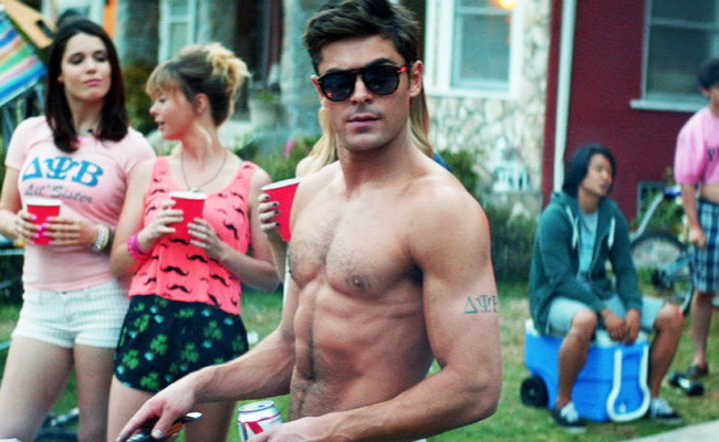 Zac Efron As Daredevil?  Doctor Strange?  Marvel Wants Him!