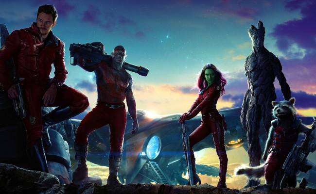 James Gunn Calls Bulls**t on HULK/GUARDIANS OF THE GALAXY Team-Up Rumors