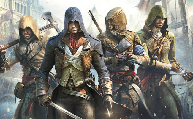ASSASSIN'S CREED UNITY Adds Microtransactions, Kills Player's Hopes And Dreams