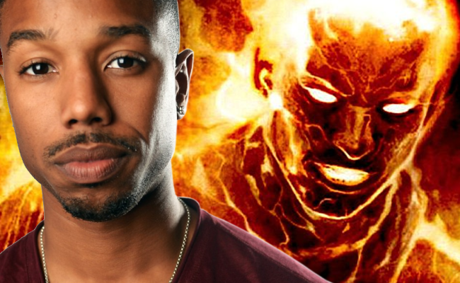 Michael B. Jordan WILL save The FANTASTIC FOUR