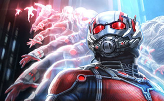 ant man poster comic