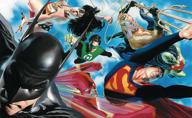 Geoff Johns Reveals DC Movie And TV Universes Are Separate