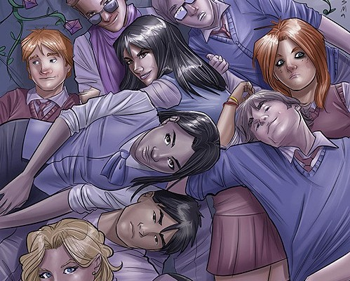 Exclusive: Joe Eisma on MORNING GLORIES, Missing Dead Folk & His Dream Cast