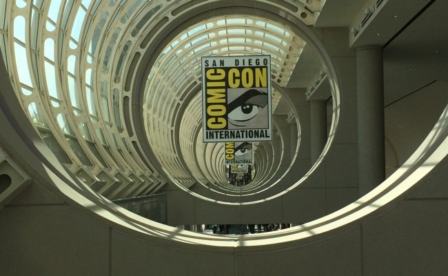 COMIC-CON INTERNATIONAL: The First Day