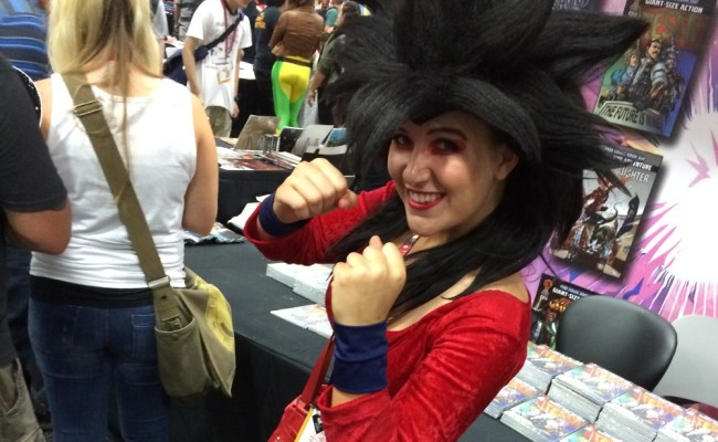 COMIC-CON INTERNATIONAL: Cosplay Gallery, Part Three