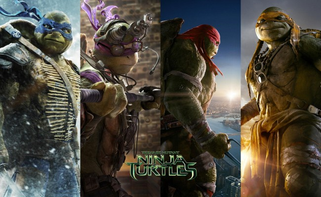 5 Things We Hope To See In The TMNT Movie