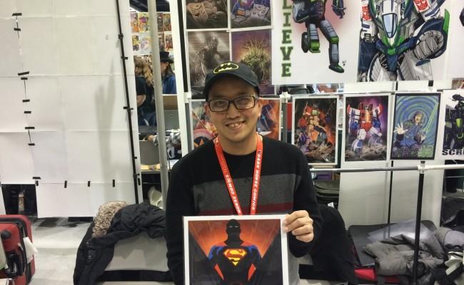 EXCLUSIVE! Tony Dela Cruz talks ART, COMICS and MARVEL SUPER HERO SQUAD