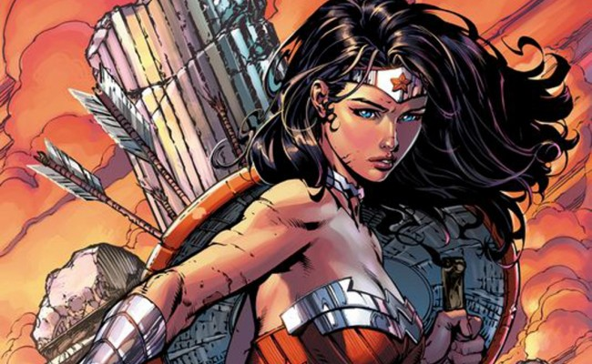 The FINCH FAMILY takes control of WONDER WOMAN