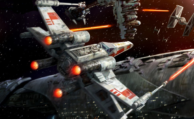 The X-WING Is Back In New STAR WARS EPISODE VII Set Tease