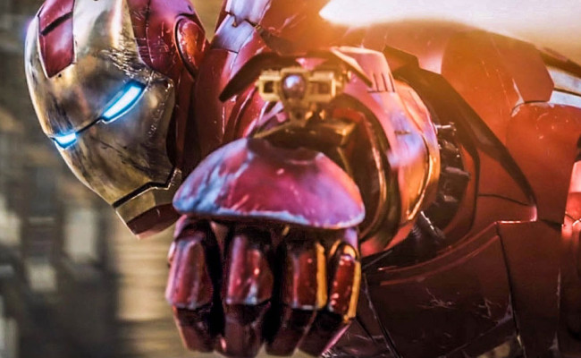 Iron Man Battles Hulk in First AVENGERS: AGE OF ULTRON Footage