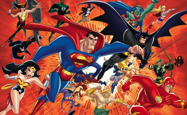 The Top 5 DC COMICS Animated Series Of All Time