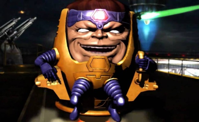 YES!!!  MODOK Debunked for CAPTAIN AMERICA 3