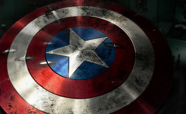 Captain America's Shield Shattered In AVENGERS: AGE OF ULTRON!