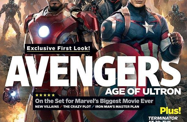 Ultron!!! First Official Picture of Avengers: Age of Ultron