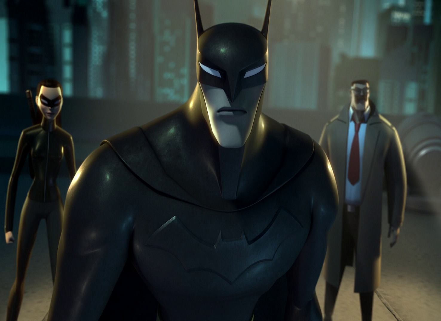 "BEWARE THE BATMAN ""Nexus"" Review"