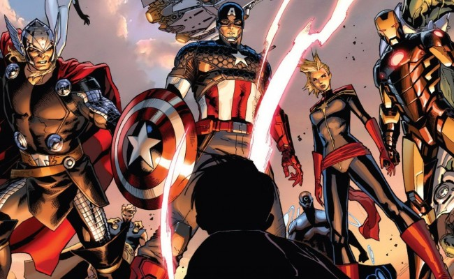 Captain America May Lead A New Team Of Heroes In AVENGERS: AGE OF ULTRON