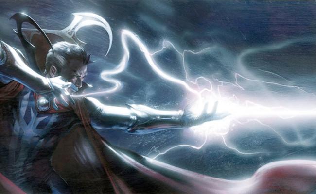 Jon Spaihts' DOCTOR STRANGE Script Is Not An Origin Story