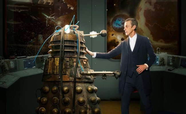 "DOCTOR WHO: ""Into the Dalek"" Review"