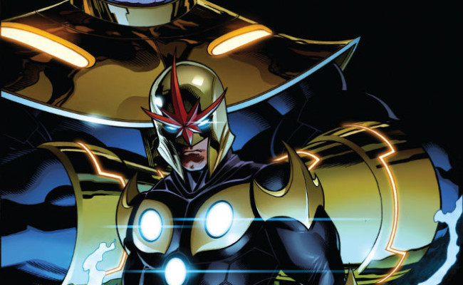 Guardians of the Galaxy #18 Review