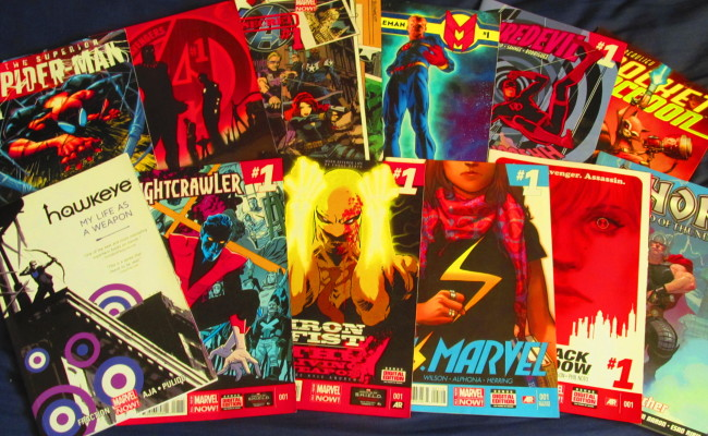 3 Current MARVEL Comics That Newcomers Should Read