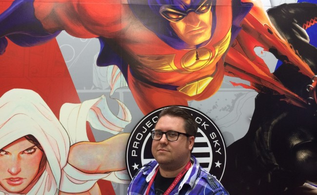 EXCLUSIVE! Josh Williamson talks CAPTAIN MIDNIGHT