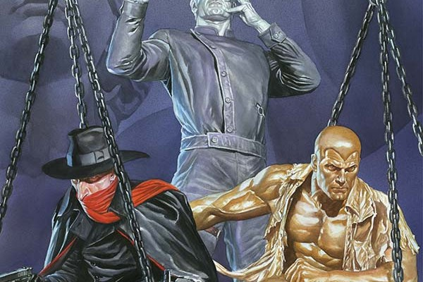 JUSTICE, INC. #1 Review