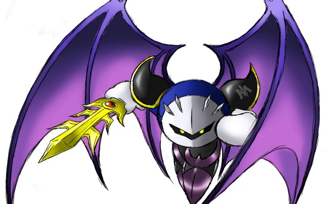 META KNIGHT Swoops In Next SUPER SMASH BROS!