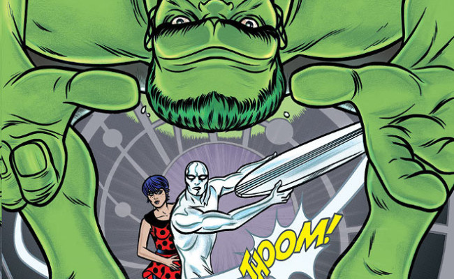 Silver Surfer #5 Review