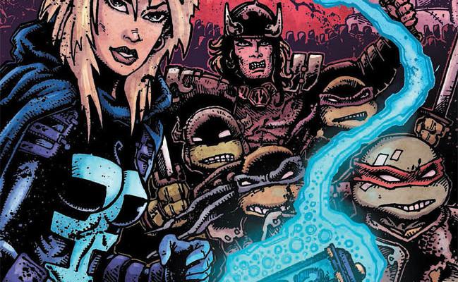 Teenage Mutant Ninja Turtles Annual 2014 Review
