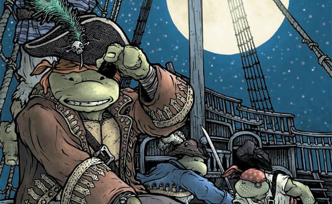 Teenage Mutant Ninja Turtles: Turtles in Time #3 Review