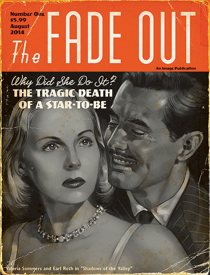The Fade Out #1 Cover B