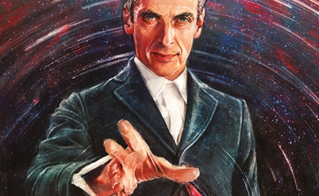 DOCTOR WHO: Discovering Britain's Most Famous Time Traveller Through Comics