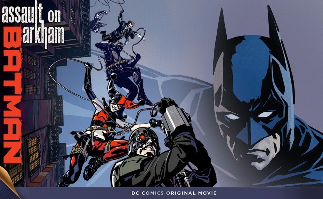 5 Most Kick-Ass Moments From BATMAN: ASSAULT ON ARKHAM