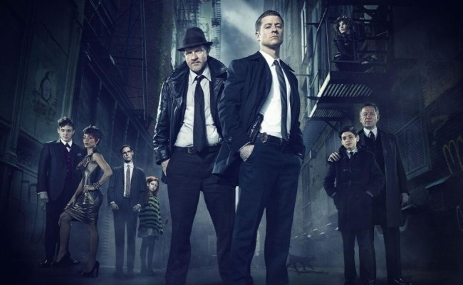 Gordon: Year One-Getting Hyped For The Premiere of GOTHAM