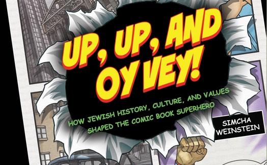 Top Five Books on Jewish Comic History