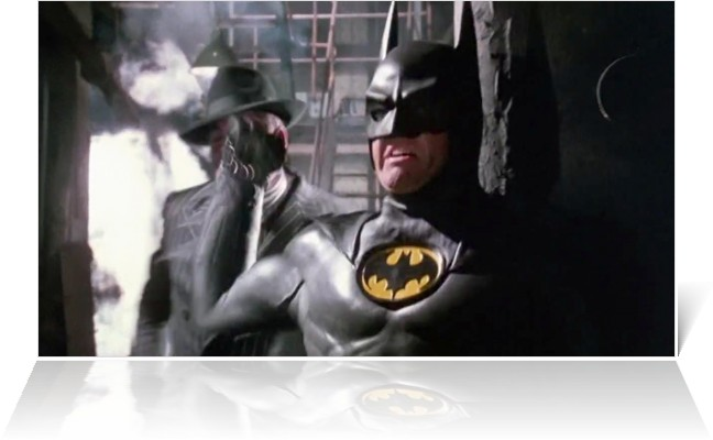 Tim Burton's BATMAN Receives A New DVD/Blu Ray Treatment