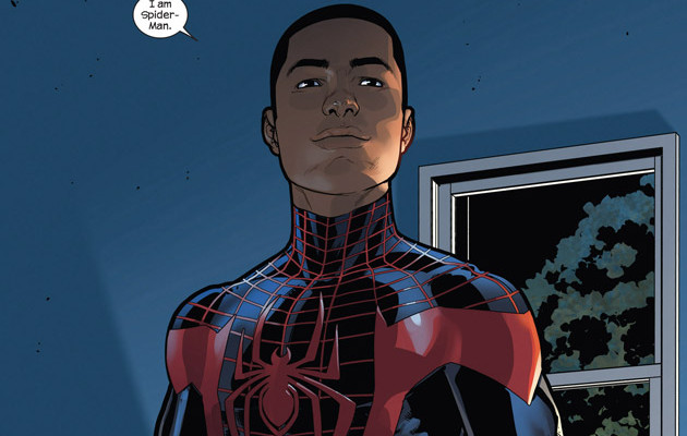 Check Out Bendis's Original Idea to Introduce 616′s MILES MORALES!