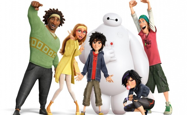 SOLD! The New Trailer for BIG HERO 6 is a WINNER