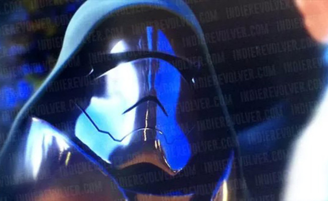 Shield Your Eyes! STAR WARS EPISODE VII Has Shiny Stormtroopers!