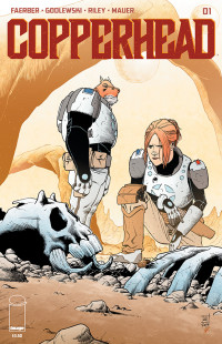 Copperhead 1 Cover